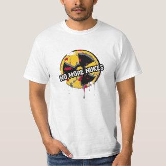 NO MORE NUKES! NO MORE TRAGEDY! T-Shirt