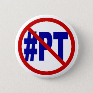 No More #PT 6 Cm Round Badge