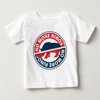 No More RINOS Baby T-Shirt