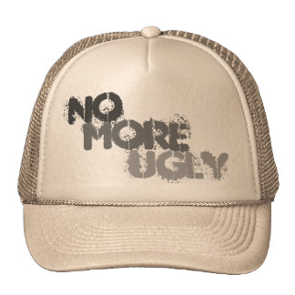 No More Ugly Mesh Hat
