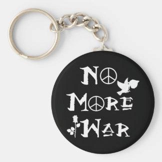 No More War Keychains