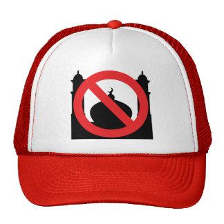 No Mosque No Text Trucker Hat