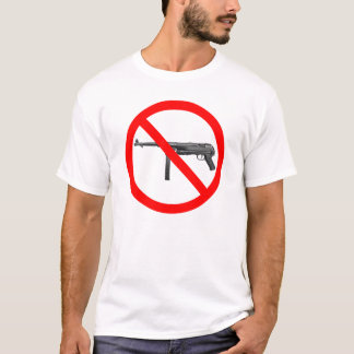 No MP40s T-Shirt