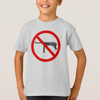 No MP40s Youth T-Shirt