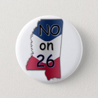 No MS 26 6 Cm Round Badge