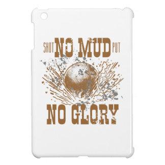 no mud no glory iPad mini cover