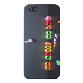 No Music No Life iPhone 5 Cover