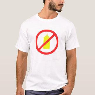 No Mustard. T-Shirt