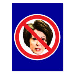 No Nancy Pelosi Postcards