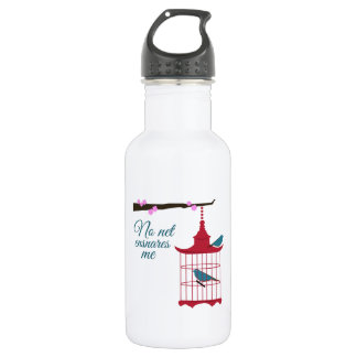 No Net Ensnares Me 532 Ml Water Bottle