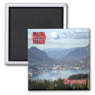 NO - Norway - Drammen Magnet