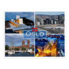 NO Norway - Oslo - Postcard