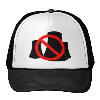 No Nuclear Power Hats