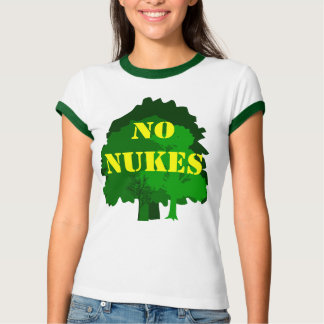 Women 39 s nuclear short sleeve shirts womens short sleeve for Nuclear medicine t shirts