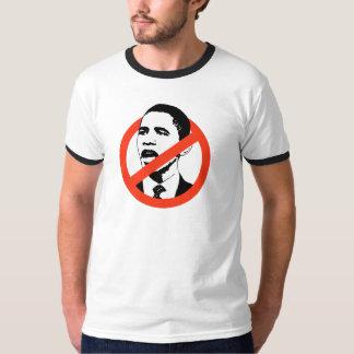 No Obama / Anti-Obama T-shirts
