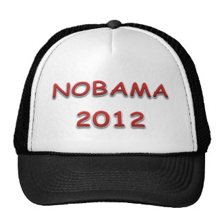 No Obama in 2012 Mesh Hats