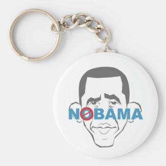 No Obama! Keychains