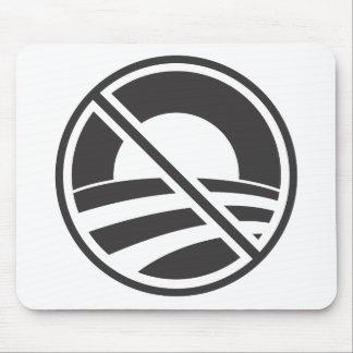 No Obama Mouse Pad