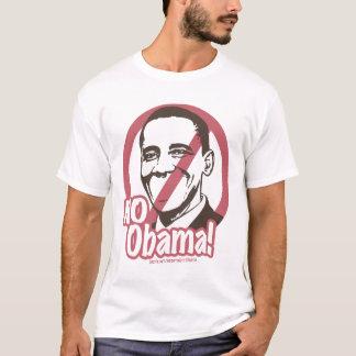 No Obama! Slash Shirt