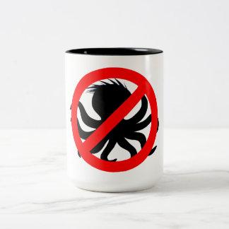 """No Octopus Zone"" Coffee Mug"