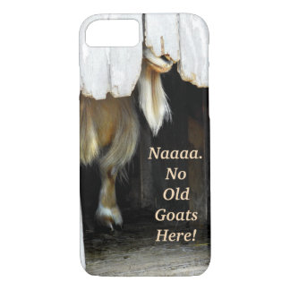 No old Goats Here! iPhone 8/7 Case