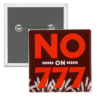 No On 777 Button