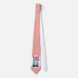 No one can tumble our love tie