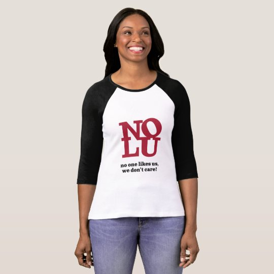 No One Likes Us - Philly Love Long Sleeve Tee
