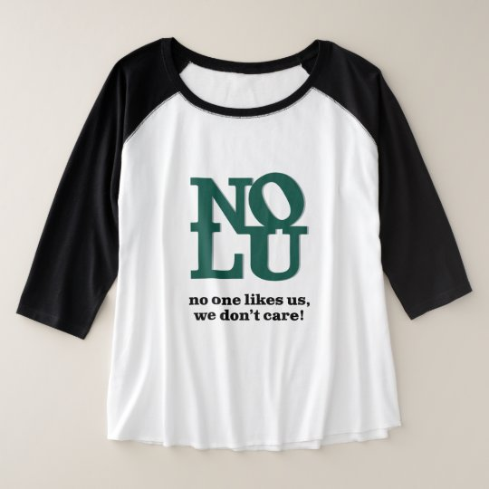 No One Likes Us | Philly | Women's Long Sleeve Tee