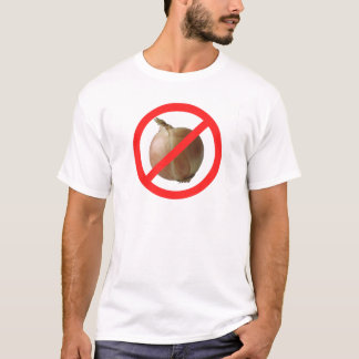 No Onion T-Shirt