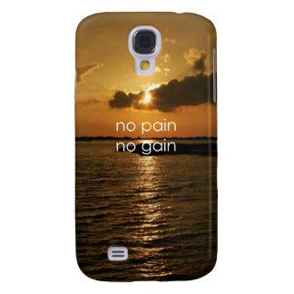 No Pain, No Gain.... Galaxy S4 Case