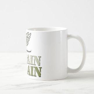 No Pain No Gain - Running Coffee Mugs