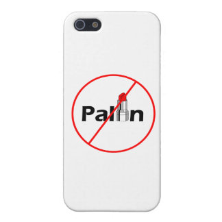 No Palin iPhone 5/5S Cover