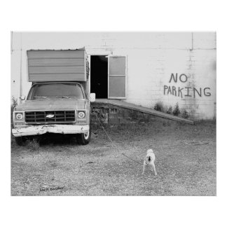No Parking Posters