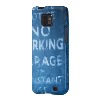 No Parking Samsung Galaxy Covers