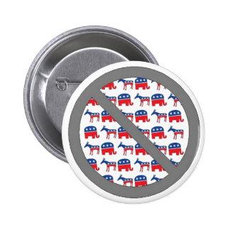 No Party Button