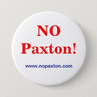 No Paxton 7.5 Cm Round Badge