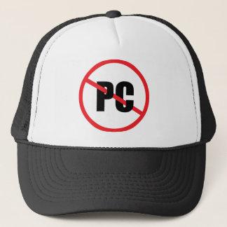 No PC Trucker Hat