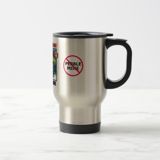 No Pebble Mug