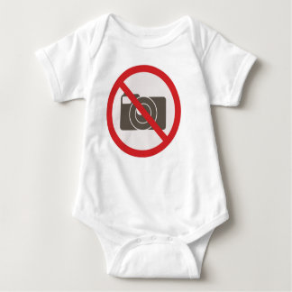 No Photo Baby Bodysuit