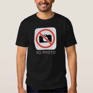 No Photo Tee Shirts