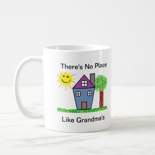 No Place Like Grandma's Mug