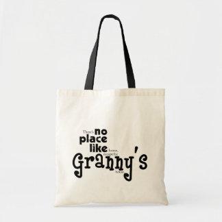 No Place Like Granny s Bag