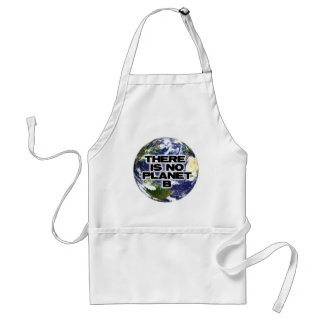 No Planet B Adult Apron