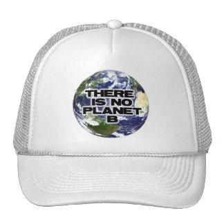 No Planet B Mesh Hat