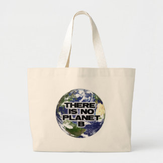 No Planet B Jumbo Tote Bag