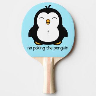 No Poking The Penguin