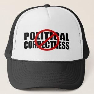 0669100b56d No Political Correctness Trucker Hat