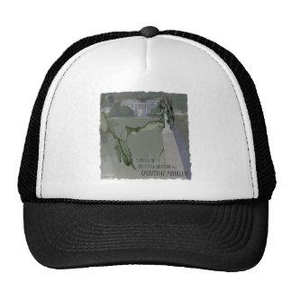"""No Political Solution"" Mesh Hat"
