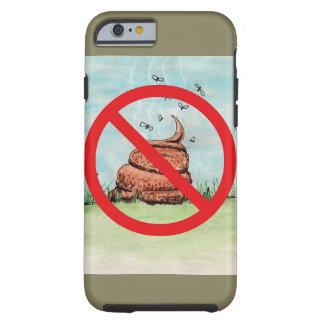 No Poop? Cell Phone Case